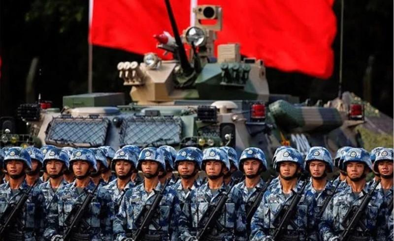 ताइवानमा चिनियाँ सेनाको हस्तक्षेपप्रति अमेरिका चिन्तित