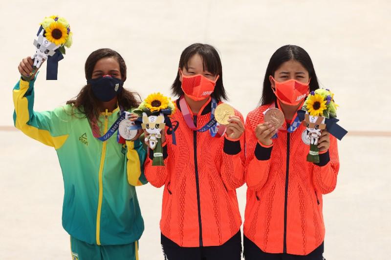 टोकियो ओलम्पिक : अमेरिका र चीनलाई उछिन्दै जापान शीर्ष स्थानमा