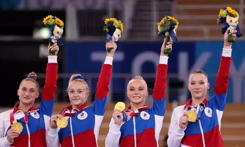 रसियन खेलाडी किन टोकियो ओलम्पिकमा किन देशको नाममा खेलेका छैनन् ?