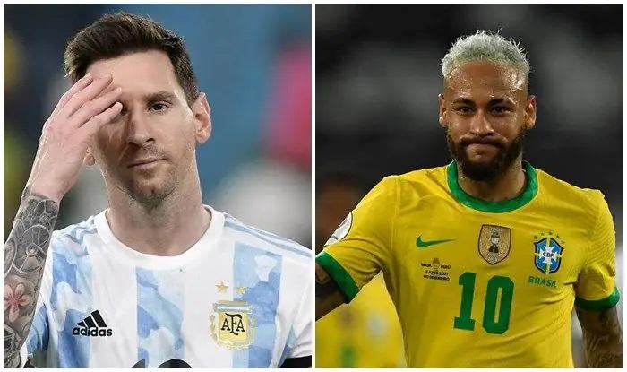 कोपा अमेरिका  : अर्जेन्टिना र ब्राजिलबीचको खेल भोली विहान , कस्ले मार्ला त बाजी ?
