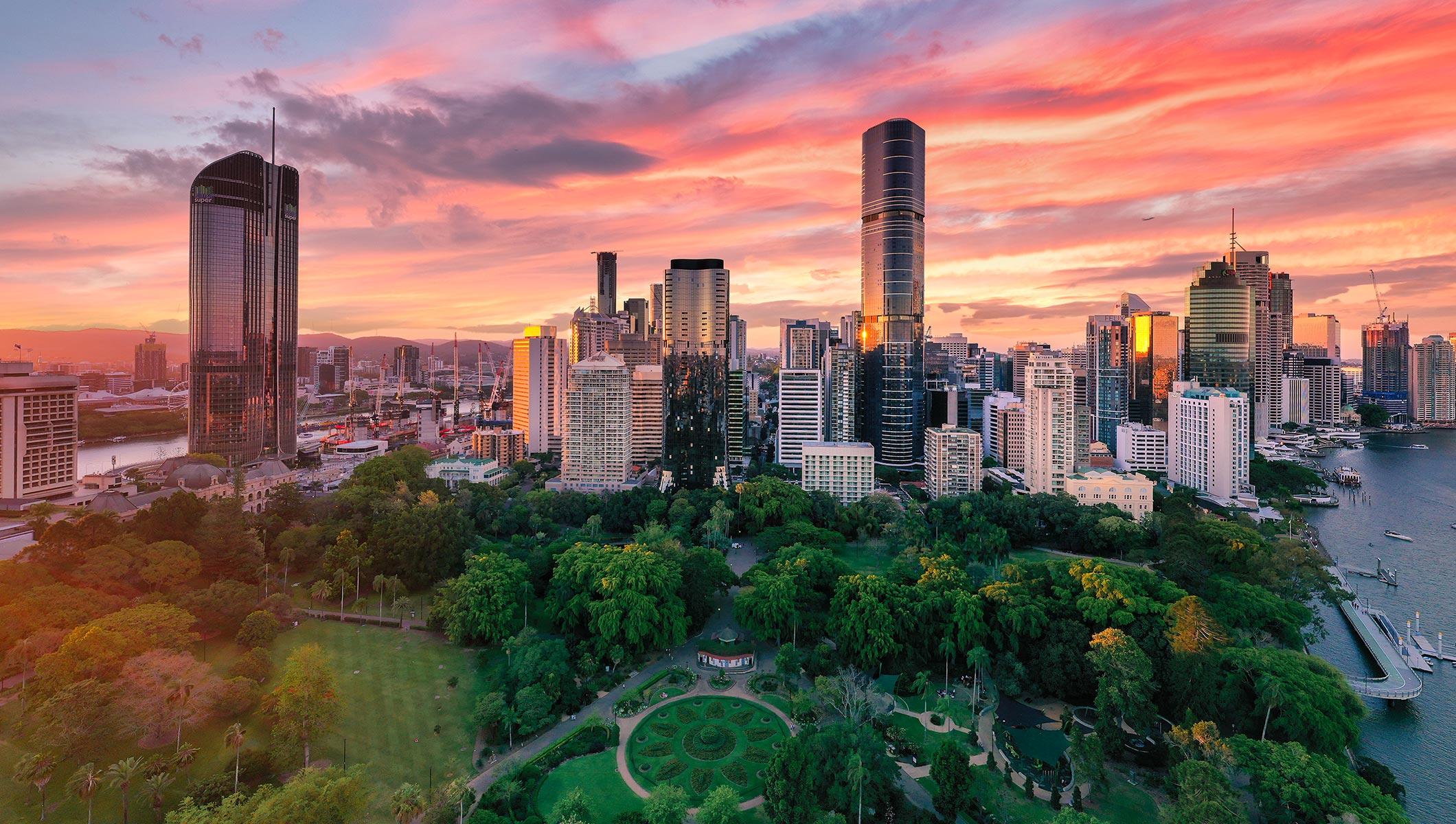 सन् २०३२ को ओलम्पिक खेलहरु अष्ट्रेलियाको शहर ब्रिस्बेनमा आयोजना हुने