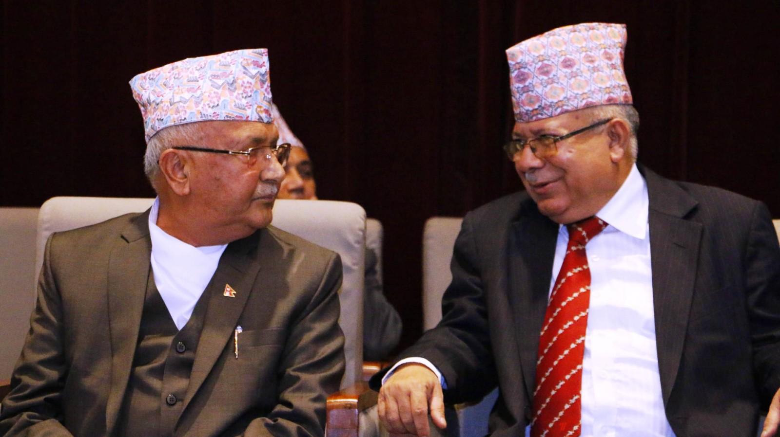 ओलीलाई पार्टी अध्यक्षबाट पनि हटाउने नेपाल पक्षको रणनीति होलात सफल ?