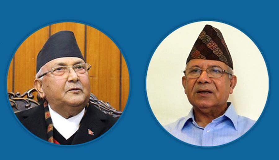 आफ्नै समूहको दवावमा माधव नेपाल, ओलीको दोस्रो अध्यक्ष स्विकार गर्छन कि पार्टी फुटाउछन ?