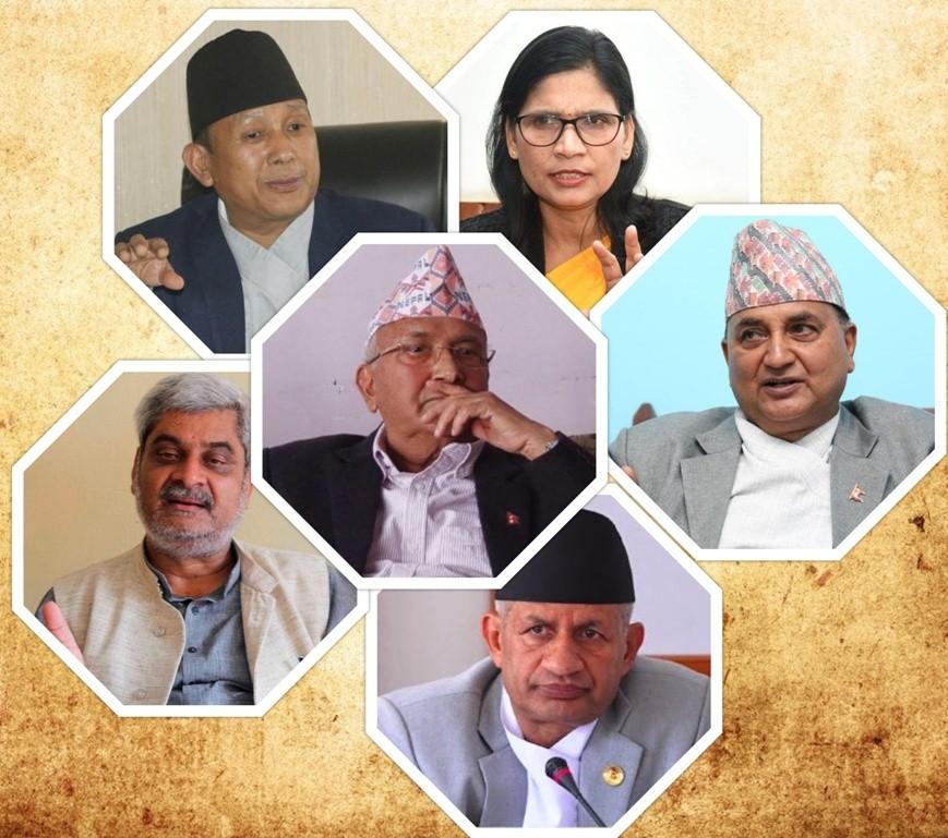 ओलीले मन्त्रिपरिषद पुनर्गठन गरेर रमिता देखाए,हटाइएका मन्त्रीहरु नेपाल पक्षसँग नजिकिदै
