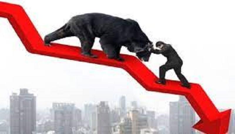 घट्यो सेयर बजार, वाणिज्य बैंकका लगानीकर्ता सबैभन्दा निराश