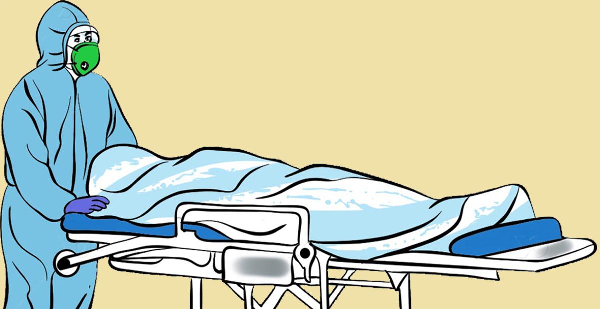 कोरोना दोस्रो लहर  : काभ्रेमा सयको मृत्यु, सात हजार सङ्क्रमित