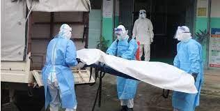 नेपनलमा पछिल्लो २४ घण्टामा २ हजार ६०७ जनामा कोरोना संक्रमण पुष्टि
