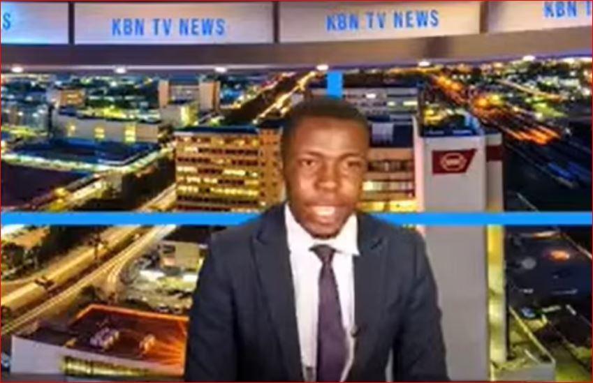 समाचार भन्दा भन्दै समाचार वाचकले भने- लेडिज एन्ड जेन्टलमेन, हामीले तलब पाएका छैनौं