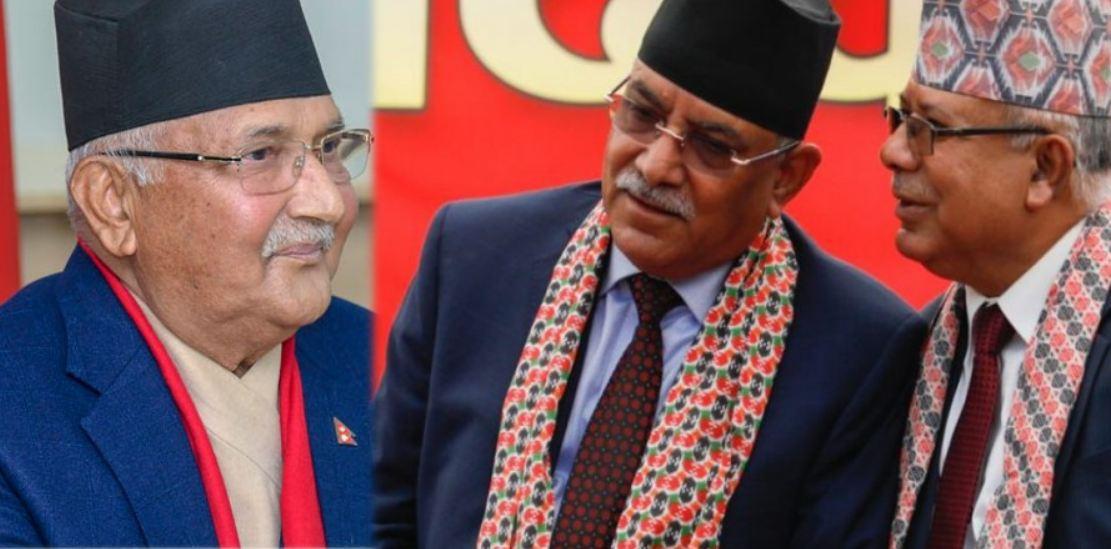 प्रधानमन्त्री ओली विरुद्धको अविस्वासको प्रस्तावः दाहाल–नेपाल समूहलाई निल्नु न ओकल्नु