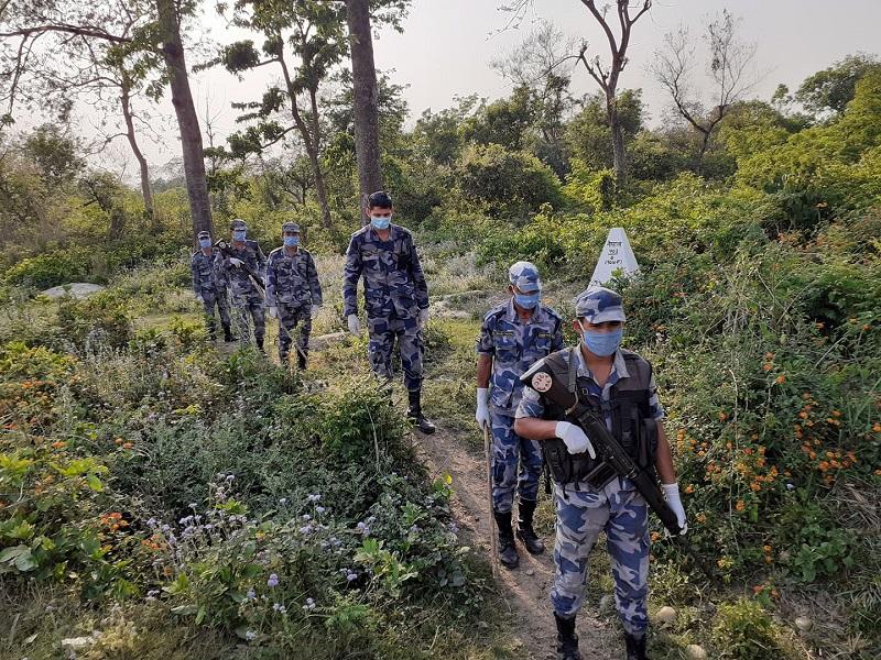हिमाली क्षेत्रमा यात्रा गर्ने पदयात्रुको सुरक्षा मजबुत पार्न नेपाल प्रहरीले सुरक्षा गस्तीलाई थप तीव्रता दिए