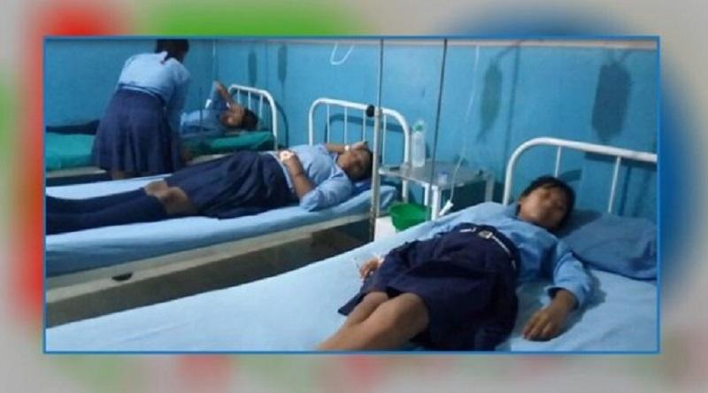 भाइरल रोगले विद्यार्थी बिरामी पर्न थाले