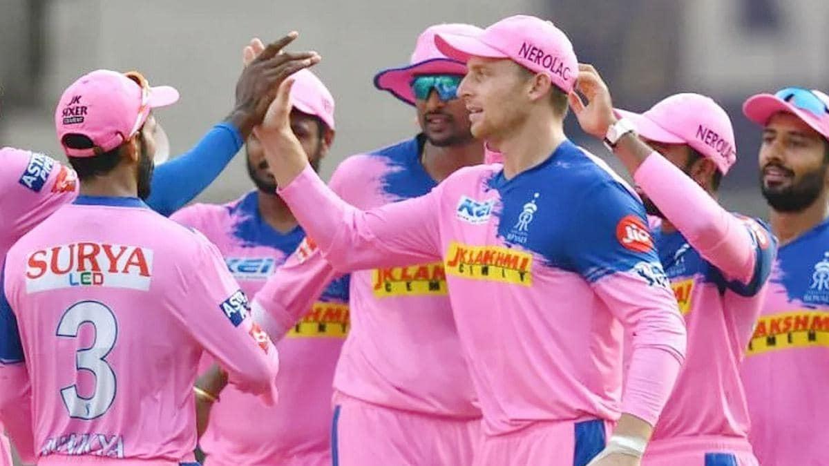 राजस्थान रोयल्सले सनराइजर्स हैदरावादलाई ५५ रनले पराजित