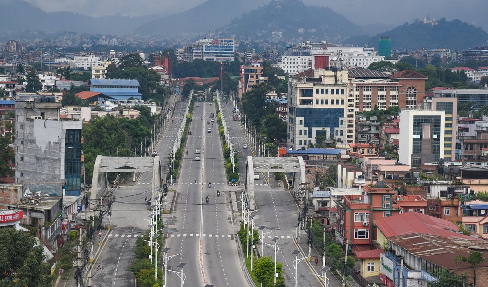काठमाडौं उपत्यकामा जारी निषेधाज्ञा वैशाख २९ गतेसम्म थप
