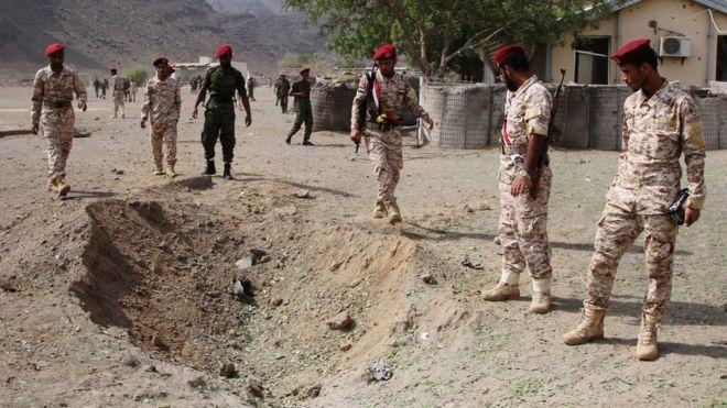 यमनमा साउदी सेनाको कारबाहीमा नौ हुथी विद्रोही मारिए