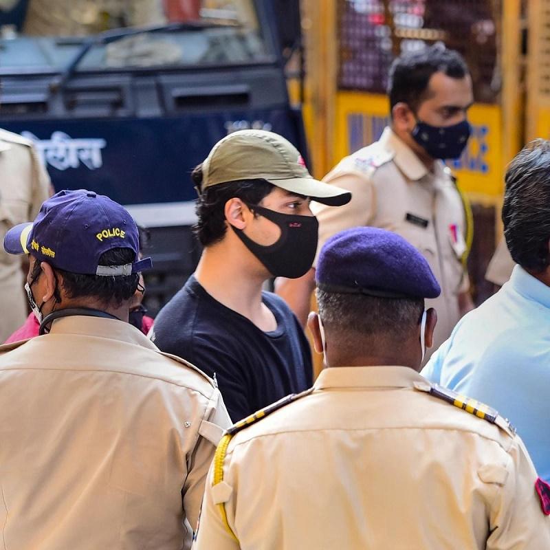 शाहरुख खानका छोरा आर्यान खानको जमानतको याचिका अस्वीकार, आर्यानलाई पठाइयो आर्थर रोड जेल