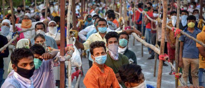 भारतमा कोभिडका थप १८ हजार ३४६ जना सङ्क्रमित