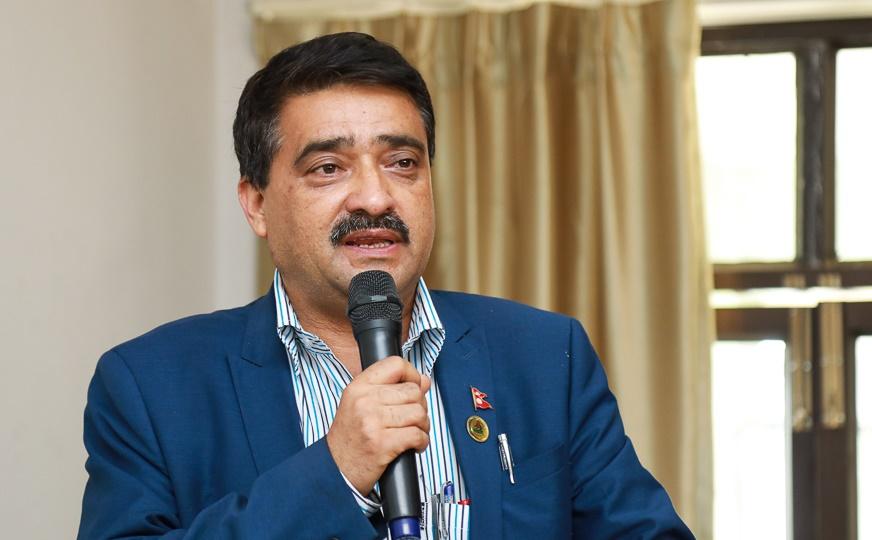 राष्ट्रिय खेलकुद परिषद्का सदस्य सचिव रमेशकुमार सिलवाल बर्खास्त