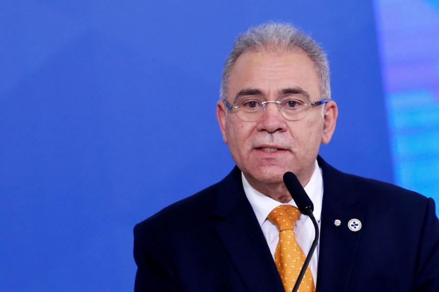 राष्ट्रसंघको महासभामा सहभागी भएपछि ब्राजिलका स्वास्थ्य मन्त्री कोरोनाभाइरसबाट सङ्क्रमित