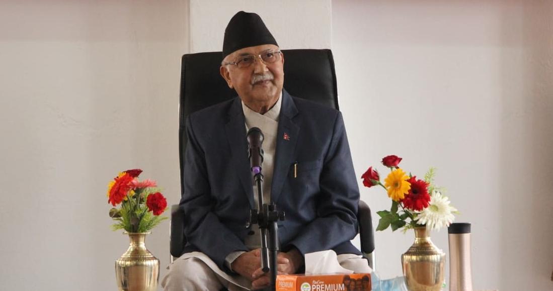नेकपा एमालेका अध्यक्ष केपी शर्मा ओली अस्वस्थ्य