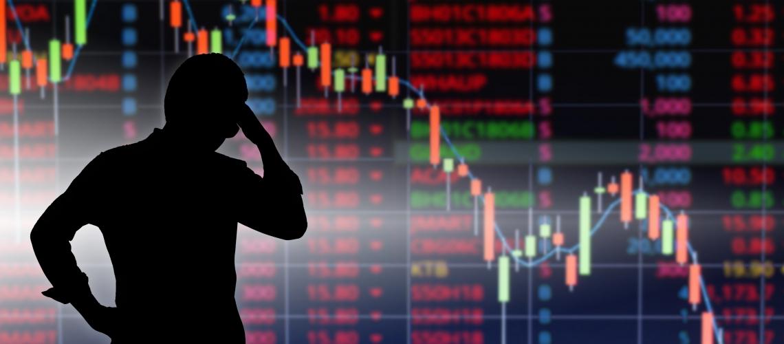 मंगलबार सेयर बजार प्रभावित,कारोबार रकम ४५ प्रतिशतले घट्यो