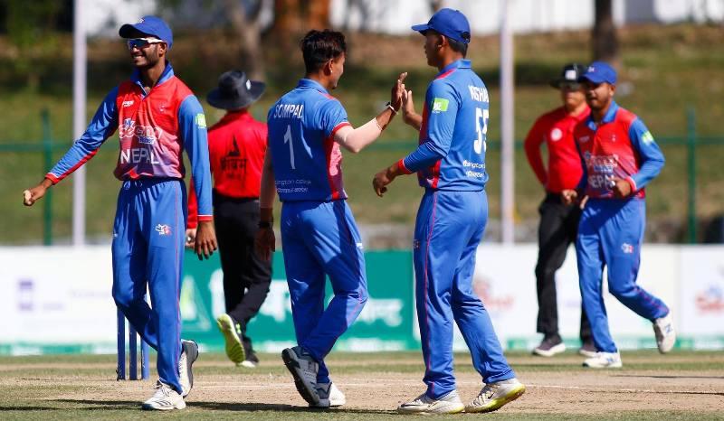 आइसीसी  विश्वकप क्रिकेट : नेपाल अमेरिकासँग पराजित