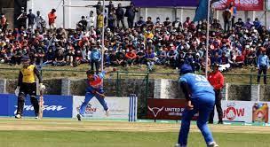 अन्तर्राष्ट्रिय क्रिकेट परिषद् आइसिसी को एकदिवसीय वरियतामा नेपालले एक स्थान सुधार